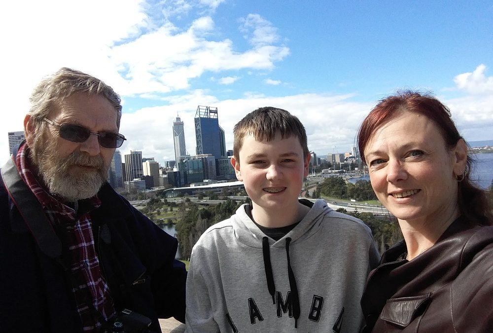 Laatste dag; Kingspark Perth